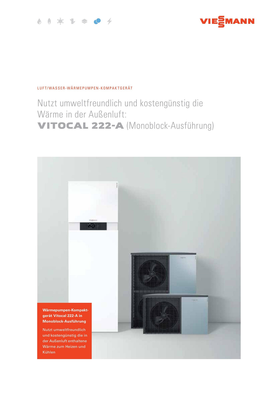 Vitocal 222-A